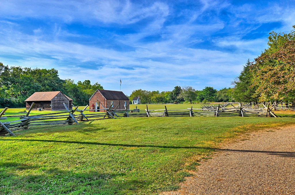 Ferry Farm George Washington Boyhood Home