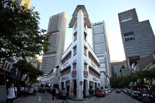 Singapour Flatiron ?