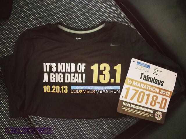 Do The Thing You Think You Cannot: The Columbus Half Marathon. via sotabulous.com