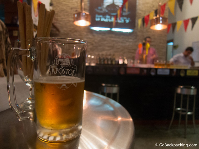 Tipo Helles beer