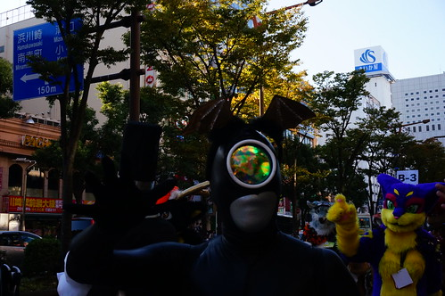 Kawasaki Halloween Parade 2013 60