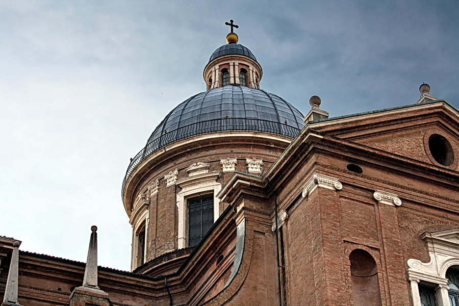 7. Iglesia de la Madonna della Ghiara. Reggio Emilia. Autor, Pilar Torres