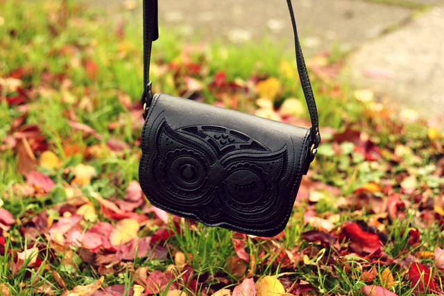Nica Owl Bag