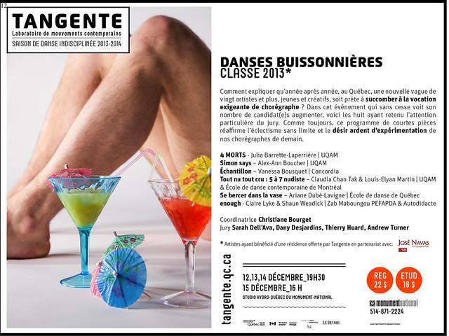DE Danses Buissonières