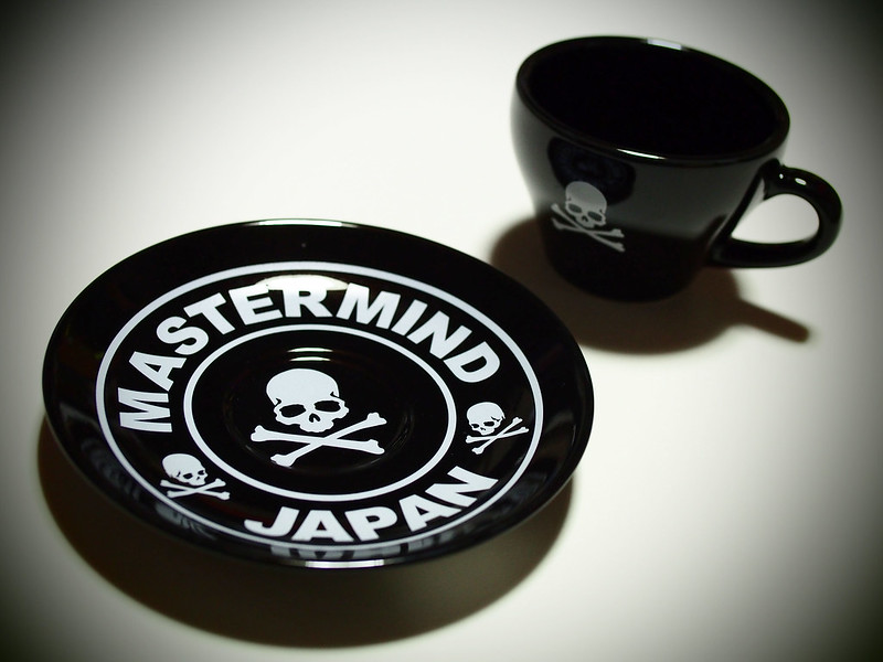 mastermind JAPAN | Coffee Cup & Saucer