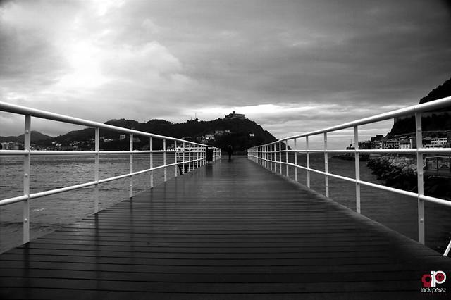 Muelle de Donosti