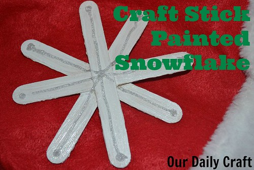 craft-stick-snowflake