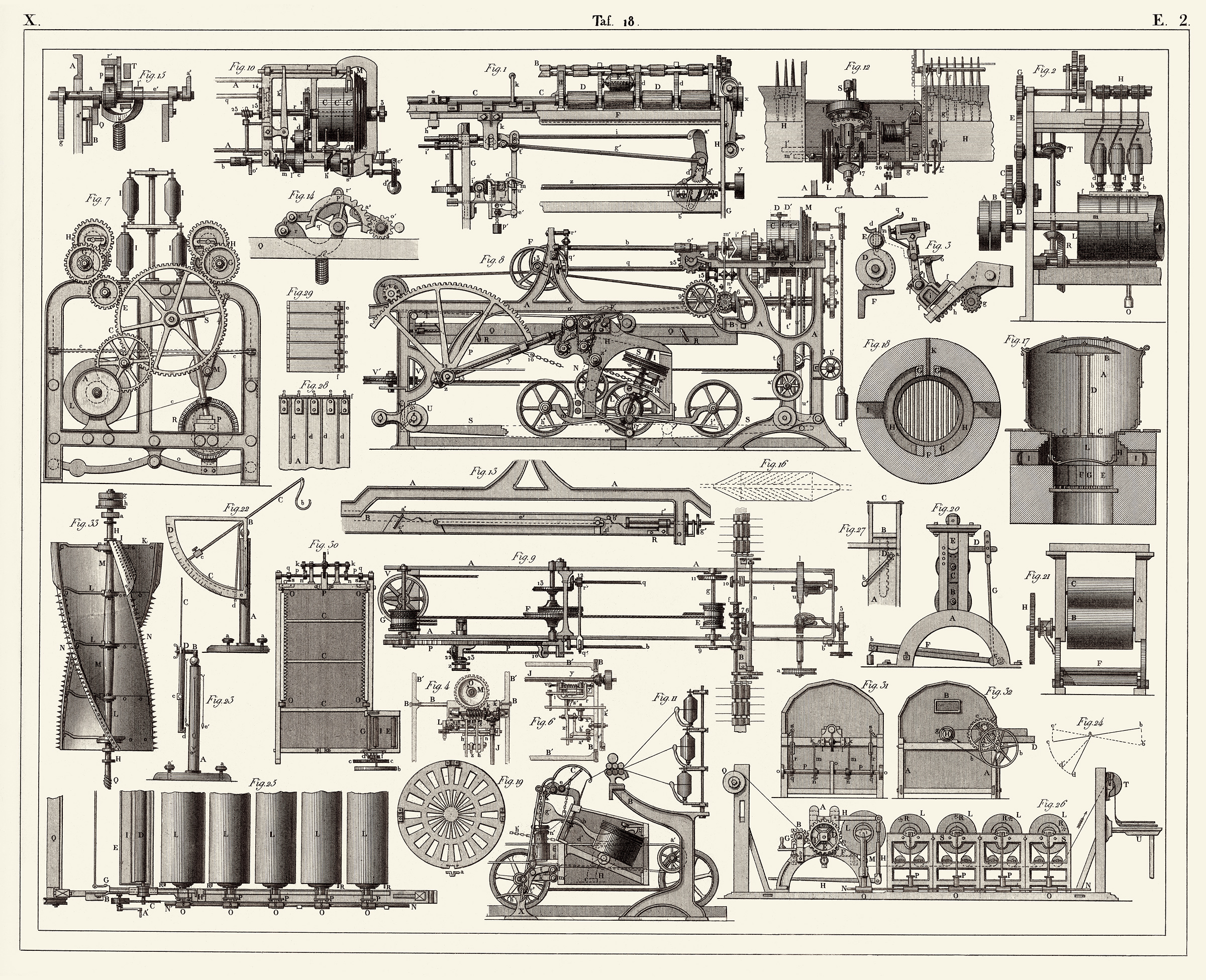science, engineering, mechanics, geometry, physics, astronomy, chemistry, retro, vintage, steam machine, steampunk, poster, placard, retro science, 19th century, the steam era,