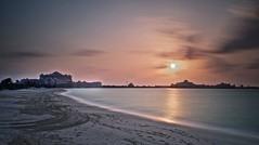 Sunset @ Emirates Palace Hotel Abu Dhabi