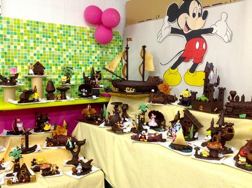Monas de Chocolate Pastelería Rico