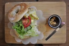 20131016-烤乳酪貝果-1