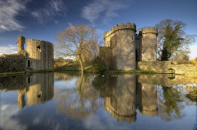 Jeffpmcdonald - Whittington Castle, Shropshire. (Explored 02/01/14)