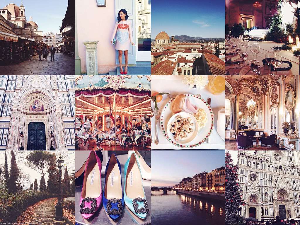 Florence on Instagram by Carin Olsson (Paris in Four Months)