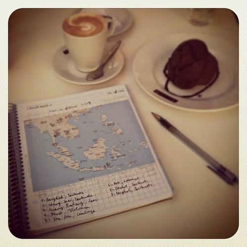 A punto de partir al Sureste Asiático by Miradas Compartidas