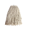 Layflat Cotton Mop Head - White 16oz SMOPLF12116