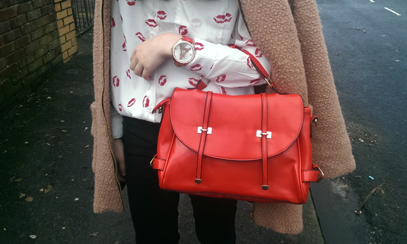red bag_sammydress