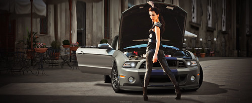 Ford Ford Shelby GT500 '13