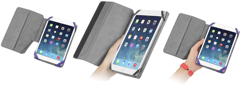 Chil's Notchbook Case Makes The iPad Air Way Easier To Hold