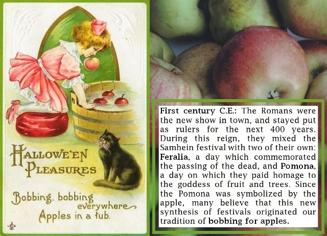 """pomona"" etymology & history of halloween"