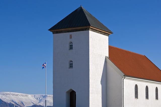 Bessastaðakirkja - Álftanes, Iceland