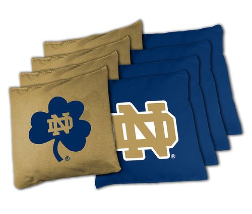 Notre Dame Fighting Irish Cornhole Bags