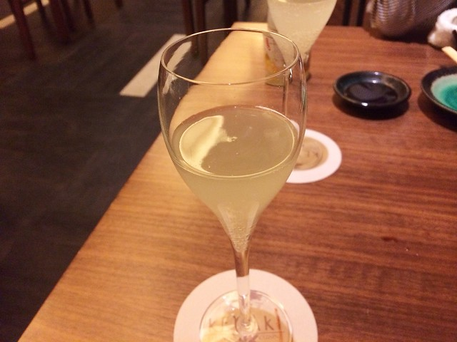 Umeshu, Keyaki, Pan Pacific Hotel