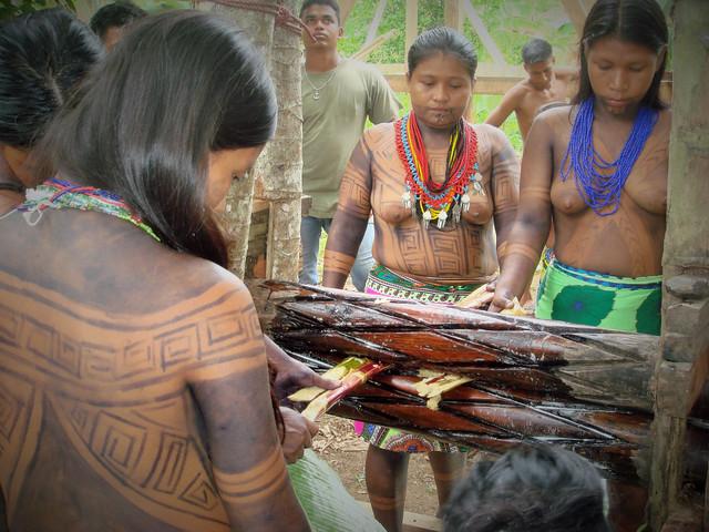 Embera Villa Kerecia Panama
