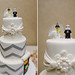 Our Wedding Cake by LooseTrucks