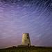 Cleadon Hills Star Trail by stevecoady101