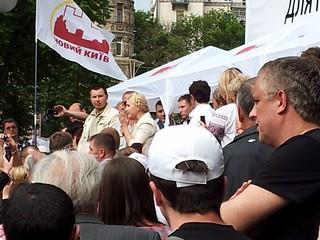 Julia Timoschenko Juli 2011