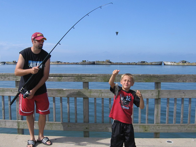 Kiptopeke is known for its fishing, but we love it for many more real reasons!