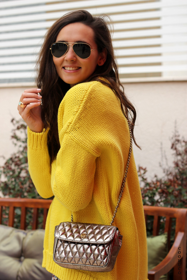 fashion trend yellow le carre 10