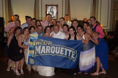 Marquette Wedding Photos