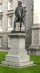 Edmund Burke - Trinity College Dublin