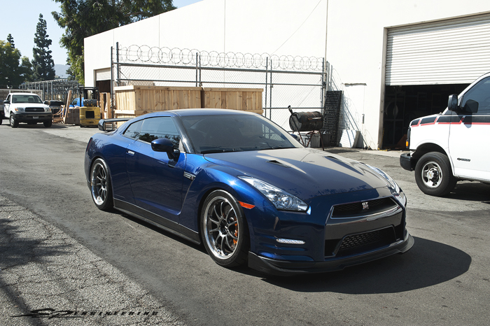 Mike Tsai's Upgrade: Nissan GT-R 1000R Package