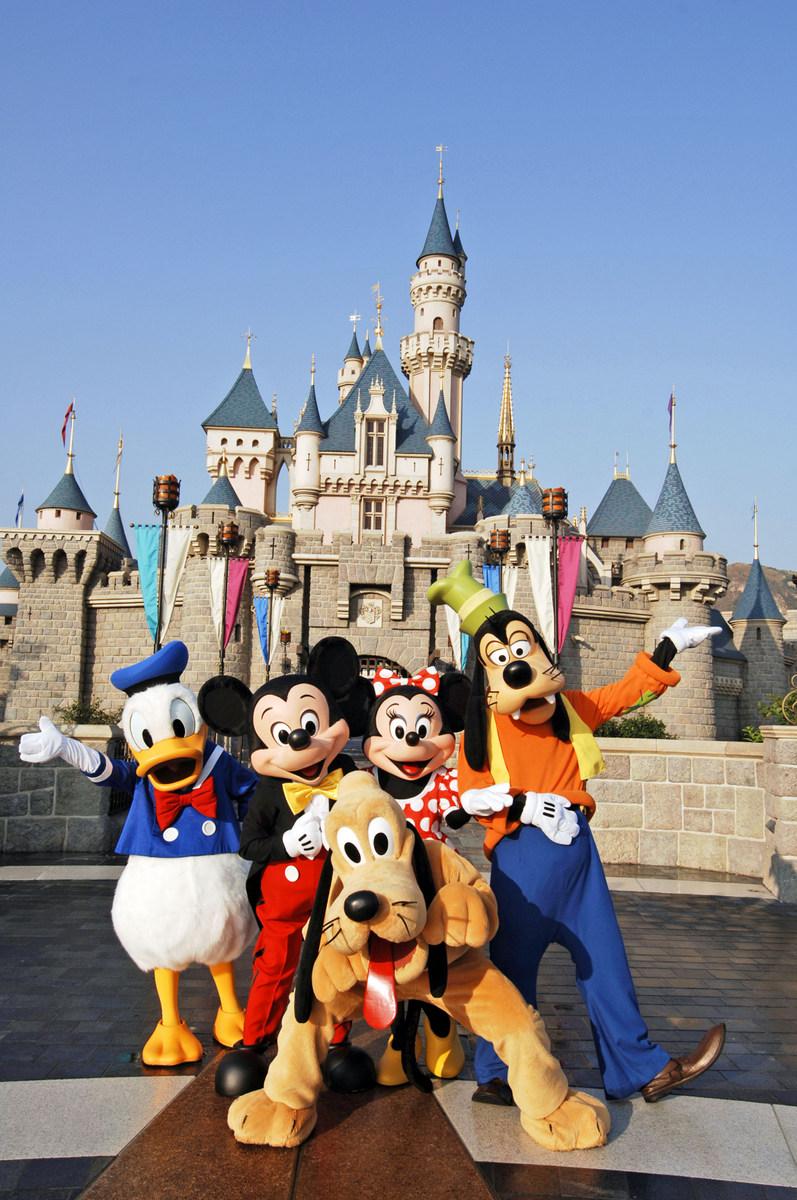 Picture 01_HK Disneyland