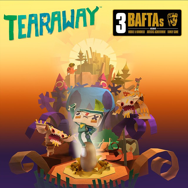 Tearaway_Awards