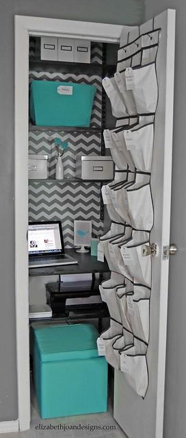 Office Closet 3-5