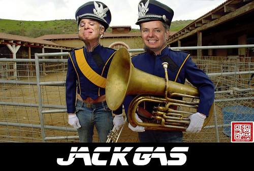 JACKGAS by WilliamBanzai7/Colonel Flick