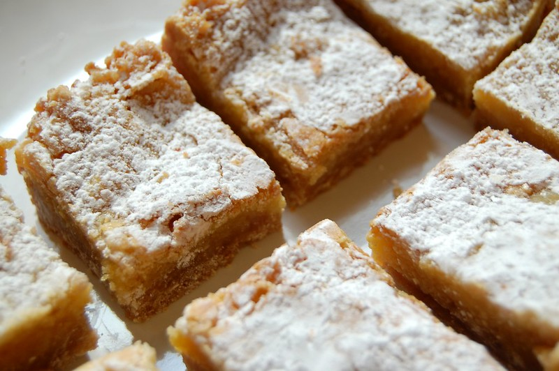Crack Pie Bars