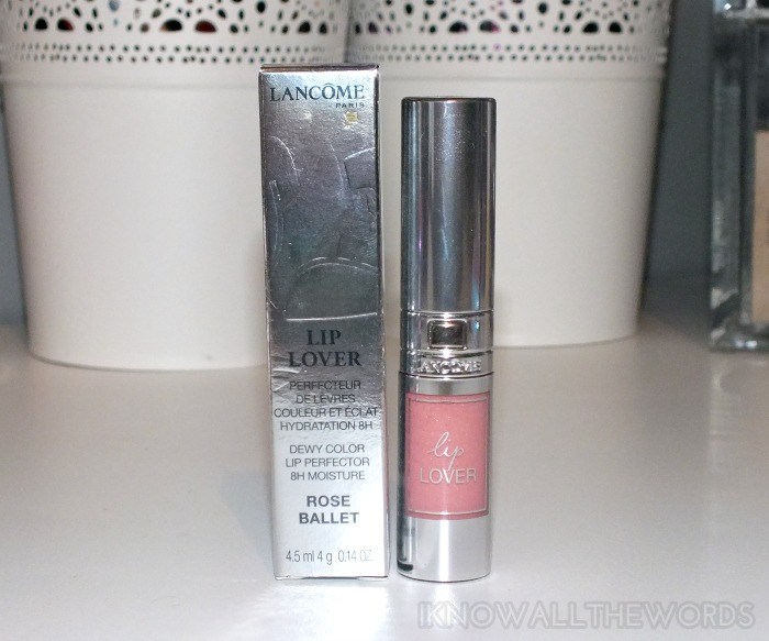 Lancome Lip Lover- 313 Rose Ballet (5)