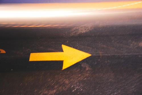 road light italy film car nikon fav50 streetphotography right arrow asphalt numana fujisuperia1600 appleaperture fav10 fav25 d5200 afsdxvrzoomnikkor18105mmf3556ged nikond5200 vscovscofilm