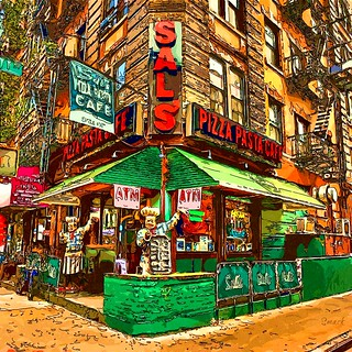 Sals Pizza Parlour NYC