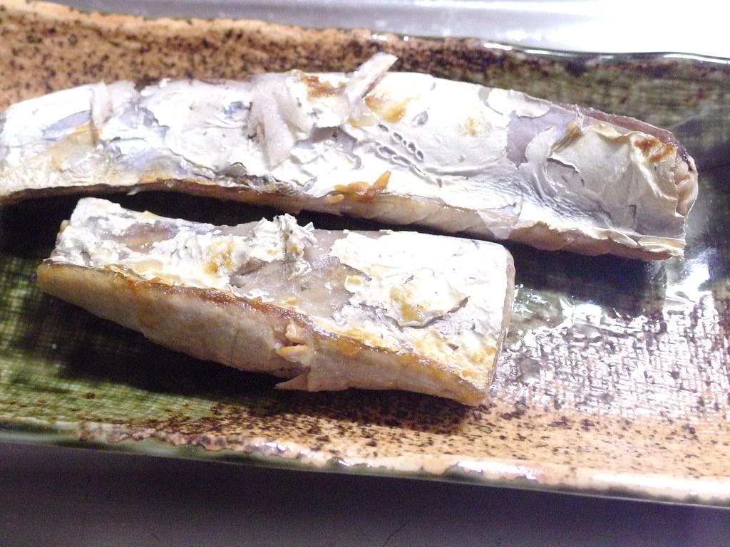 焼き魚(鰹)