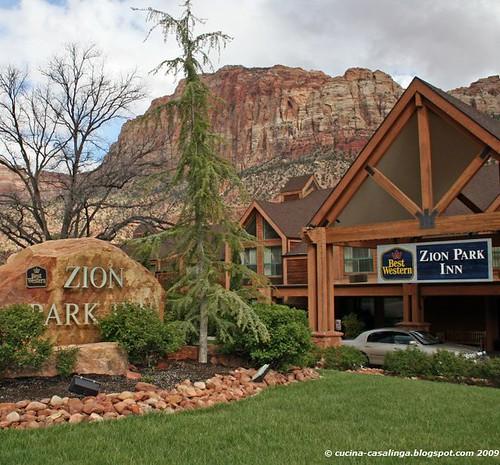 BW Zion Inn