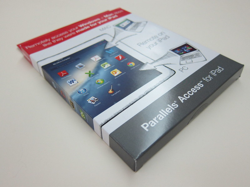 Parallels Access for iPad - Box