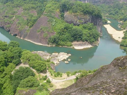 Fujian-Wuyi-Tianyou-montee-niveau2 (24)