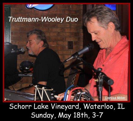 Truttmann-Wooley Duo 5-18-14