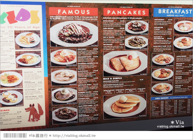【雪梨美食】必吃~Pancakes On The Rocks知名鬆餅店+超美達令港夜景7