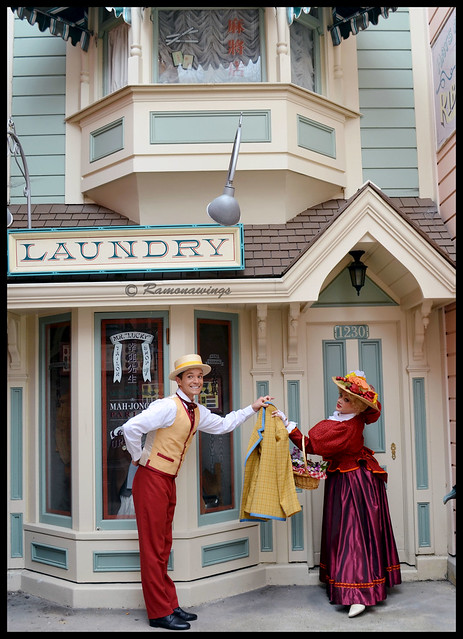 Laundry !